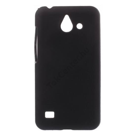 LG K4 (2017) vékony szilikon hátlap, Fekete