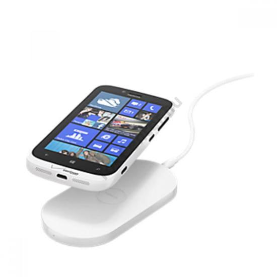 Nokia DT900 vezeték nélküli töltő,Fehér