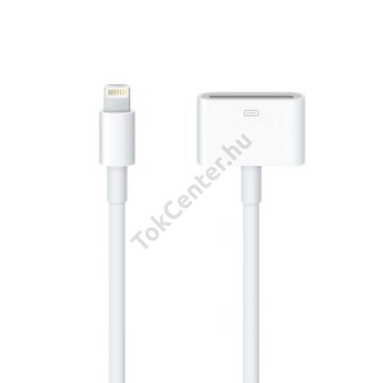 Apple iPhone 5 Lightning 30 tűs adapter kábel
