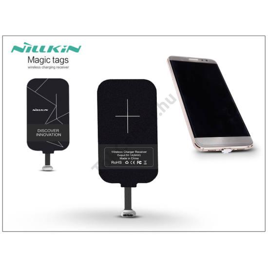 Nillkin Magic Tags Qi adapter vezeték nélküli töltő állomáshoz - USB Type-C - WRC