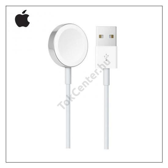 USB töltőkábel (mágneses, 30 cm) Apple Watch / Watch 2 38mm/42 mm