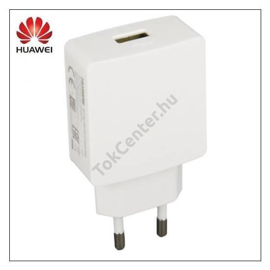 Hálózati töltő USB aljzat (5V / 2000mA, kábel NÉLKÜL!) FEHÉR