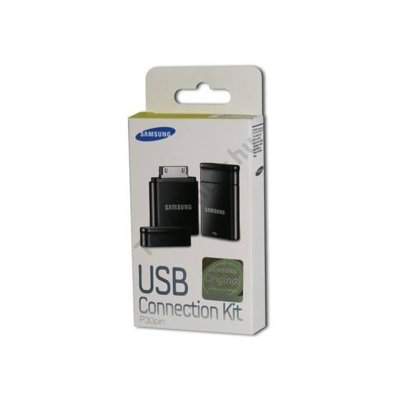 Adapter (SD kártya csatlakoztatásához, OTG) FEKETE