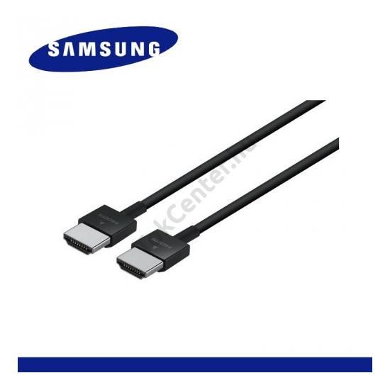 TV/HDMI kábel (19pin, HDMI-A / HDMI-A, 2m, mobileszközhöz kizárólag külön adapterrel használható) FEKETE