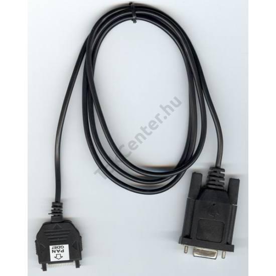 Kommunikációs adatkábel, internet funkciós (RS-232)