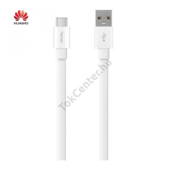 Adatátvitel adatkábel és töltő (USB Type-C, 150 cm hosszú) FEHÉR