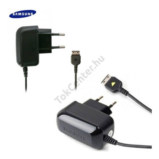 Hálózati töltő (4.75V / 550mA) FEKETE