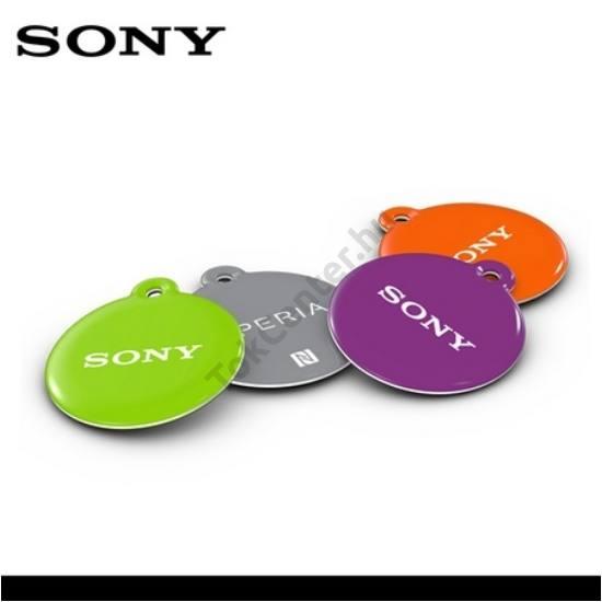 NFC tag / cimke (4 db különböző színben)