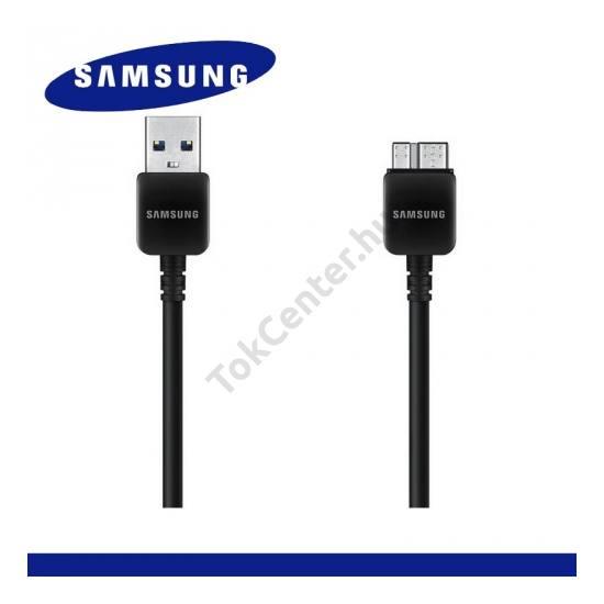 Adatátvitel adatkábel (micro-B USB 3.0, 150 cm hosszú) FEKETE