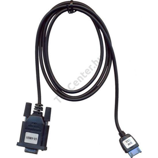 Kommunikációs adatkábel, szerviz funkciós (RS-232)