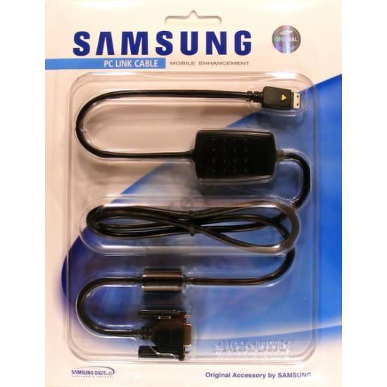 Samsung GT-E2152 Adatátvitel adatkábel (RS-232) FEKETE