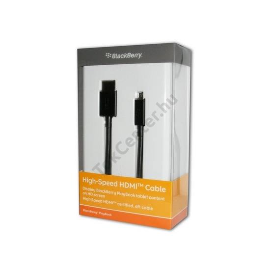 BlackBerry PlayBook TV/HDMI adapter kábel (180cm)