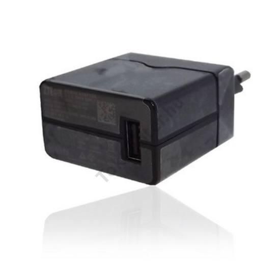 Vodafone Smart Tab 10 Hálózati töltő USB aljzat (5V /2100mA, USB-DOCK-B-120 kábel NÉLKÜL!) FEKETE
