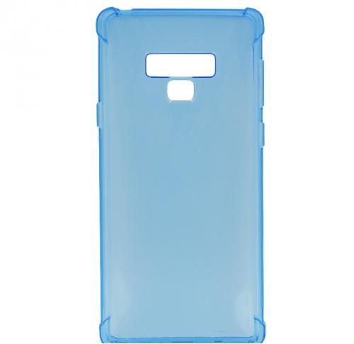 SAMSUNG Galaxy Note 9 (SM-N960F) Telefonvédő gumi / szilikon (shockproof, légpárnás sarok) KÉK