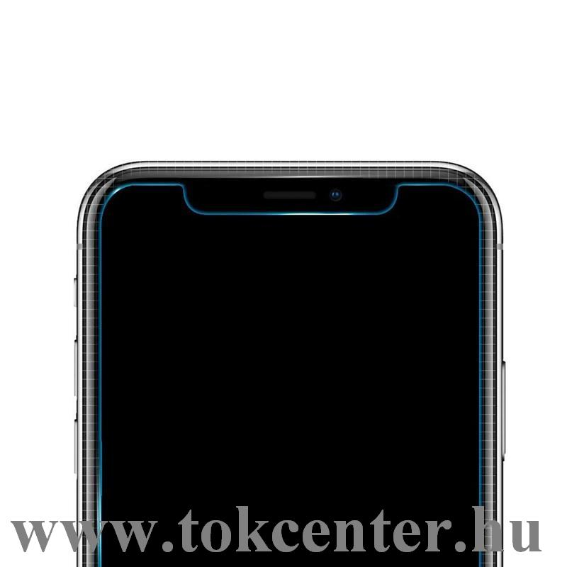 Apple iPhone 11 / Apple iPhone XR 6.1 SPIGEN GLASTR ALIGNMASTER képernyővédő üveg (2 db, 2.5D full cover, íves, karcálló, 0.2mm, 9H + keret) ÁTLÁTSZÓ (AGL00101)