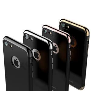 USAMS GENIUS IPHONE 7 PLUS 5.5 PC+TPU TOK EZÜST