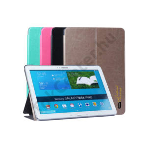 USAMS MERRY SAMSUNG GALAXY NOTE PRO 12.2 SMART COVER FEKETE