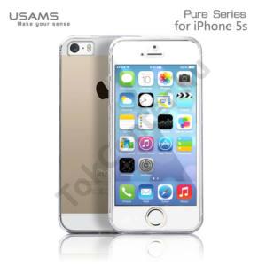 USAMS PURE IPHONE 5/5S/SE PLEXI TOK CLEAR