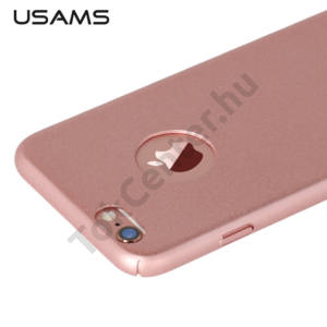 USAMS ROY IPHONE 6/6S PLUS 5.5 PLEXI TOK ROSE GOLD