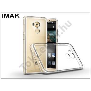 Huawei Mate 8 szilikon hátlap - IMAK Stealth Slim - transparent