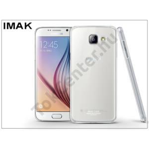 Samsung A710F Galaxy A7 (2016) hátlap - IMAK Crystal Clear Slim - transparent