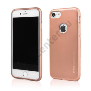MERCURY GOOSPERRY I-JELLY SAMSUNG GALAXY A3 (2017) A320F TPU TOK ROSE GOLD