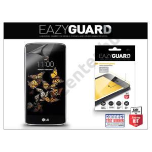 LG K8 K350N gyémántüveg képernyővédő fólia - 1 db/csomag (Diamond Glass)