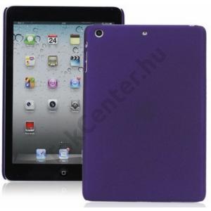 SAMSUNG Galaxy Tab3 7.0 Műanyag telefonvédő (gumírozott, érdes felületű) LILA