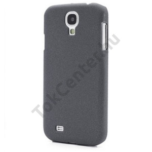 Samsung Galaxy Note 8.0 (GT-N5100) Műanyag telefonvédő (gumírozott, érdes felületű) SZÜRKE