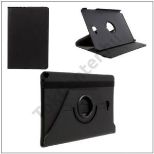 7''-os univerzális tablet tartó, 360°-ban forgatható, asztali tartó funkció, FEKETE