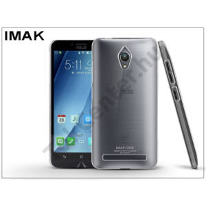 Asus ZenFone Go (ZC500TG) hátlap - IMAK Crystal Clear Slim - transparent