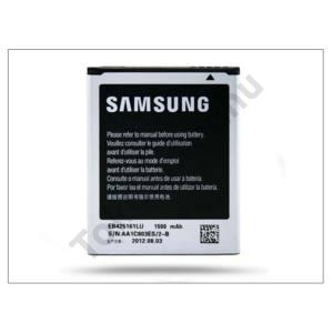 Samsung i8160 Galaxy Ace 2/S7562 Galaxy S Duos gyári akkumulátor - Li-Ion 1500 mAh - EB425161LU (csomagolás nélküli)