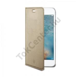 Celly Air Case iPhone 7 Plus /APPLE iPhone 8 Plus 5.5``  flip cover, Arany