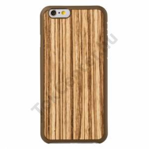 Ozaki ocoat 0.3+ wood tok zebrano, iPhone 6/6S