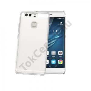 Celly Huawei P9 szilikon hátlap,Átlátszó