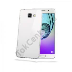 Celly Galaxy A5 (2016) szilikon hátlap,Átlátszó