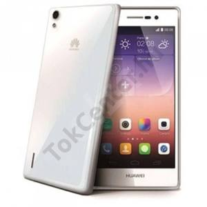 Celly Huawei P8 szilikon hátlap,Átlátszó