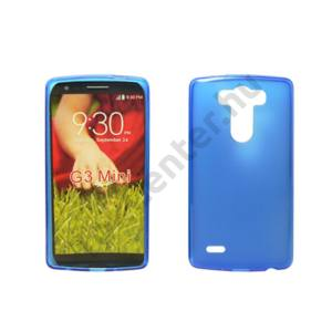 LG C50 Leon vékony szilikon hátlap,Kék