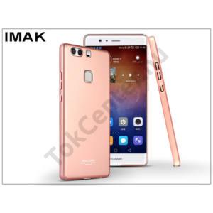 Huawei P9 Plus hátlap - IMAK Jazz Color - rose gold