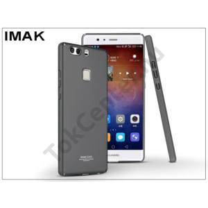 Huawei P9 Plus hátlap - IMAK Jazz Color - szürke