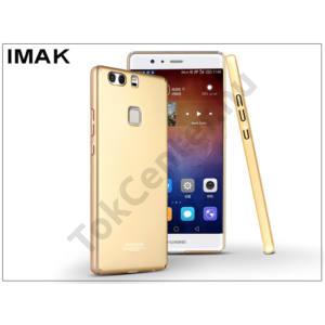 Huawei P9 Plus hátlap - IMAK Jazz Color - gold