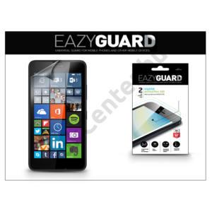 Microsoft Lumia 640 képernyővédő fólia - 2 db/csomag (Crystal/Antireflex HD)