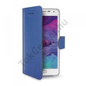 Celly Galaxy S6 book cover tok,Kék