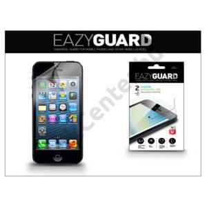 Apple iPhone 5/5S/5C képernyővédő fólia - 2 db/csomag (Crystal/Antireflex HD)