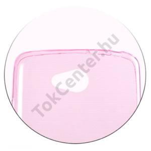 Galaxy A510 ultravékony szilikon hátlap, Pink