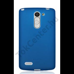 LG M2 vékony szilikon hátlap, kék