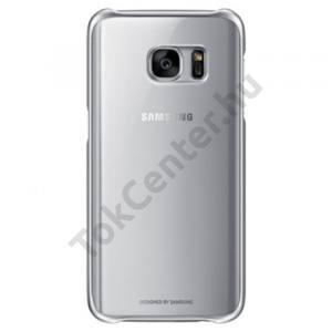 Samsung Galaxy S7 átlátszó tok, Ezüst