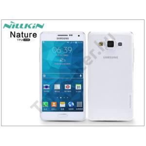 Samsung SM-A500F Galaxy A5 szilikon hátlap - Nillkin Nature - transparent