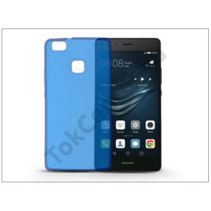 Huawei P9 Lite szilikon hátlap - Ultra Slim 0,3 mm - kék