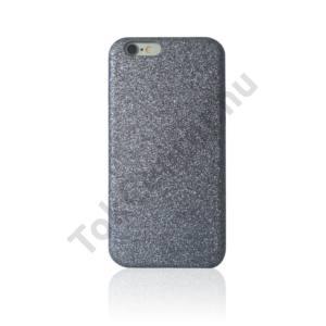 'Glitter Case - Grey' Műanyag hátlap,iPhone SE